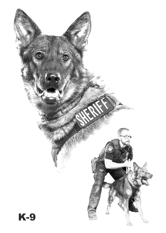 K9 officer composite k9 officer gift K-9 cop First | Etsy in 2020 | Police  art, K9 officer gifts, K9 officer
