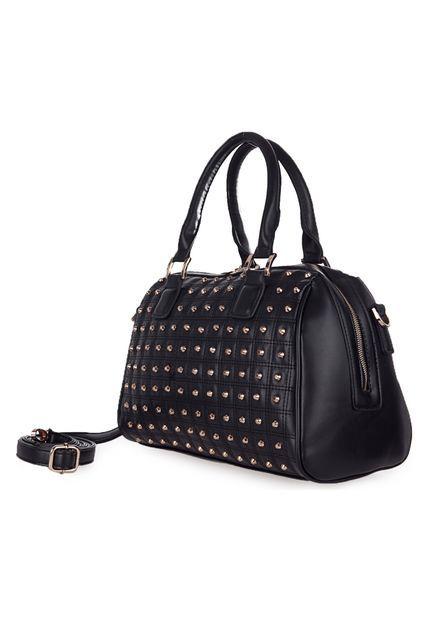 d3c8775fd Cartera Negra Prüne Símil Cuero | carteras | Bags, Fashion y Louis ...