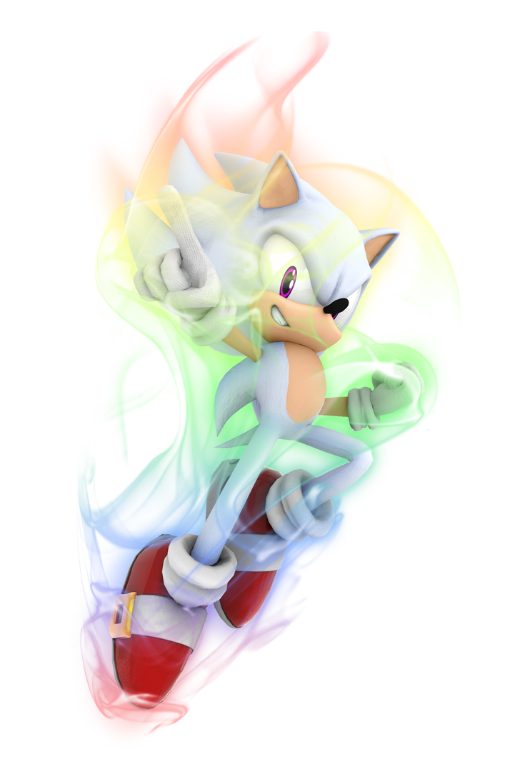 Hyper Sonic By Kuroispeedster55 Weapons Powers Tools Sonic