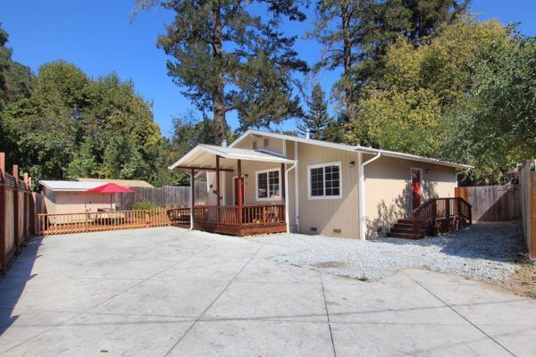880 Sq Ft Scotts Valley Cottage Cottage Scotts Valley Tiny House