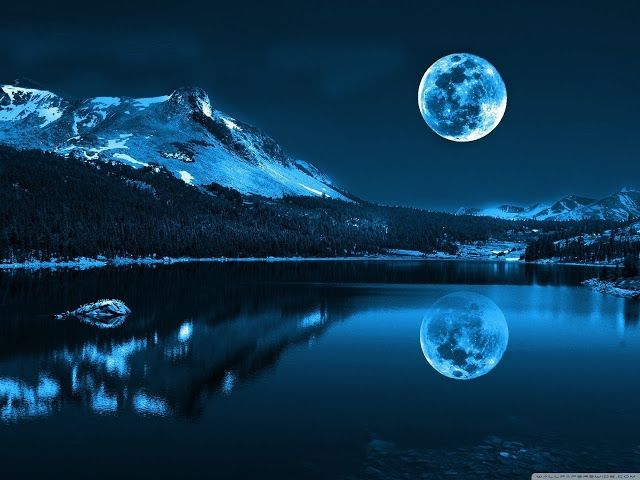 Download Moonlight Night Wallpapers The Most Beautiful Scenery In The World Download Free Wallpapers Beautiful Moon Moon Pictures Shoot The Moon