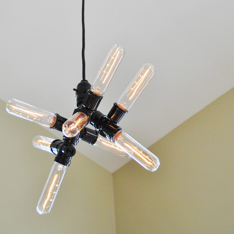 Socket chandelier hsup chandeliers lights and room socket chandelier hsup mozeypictures Images