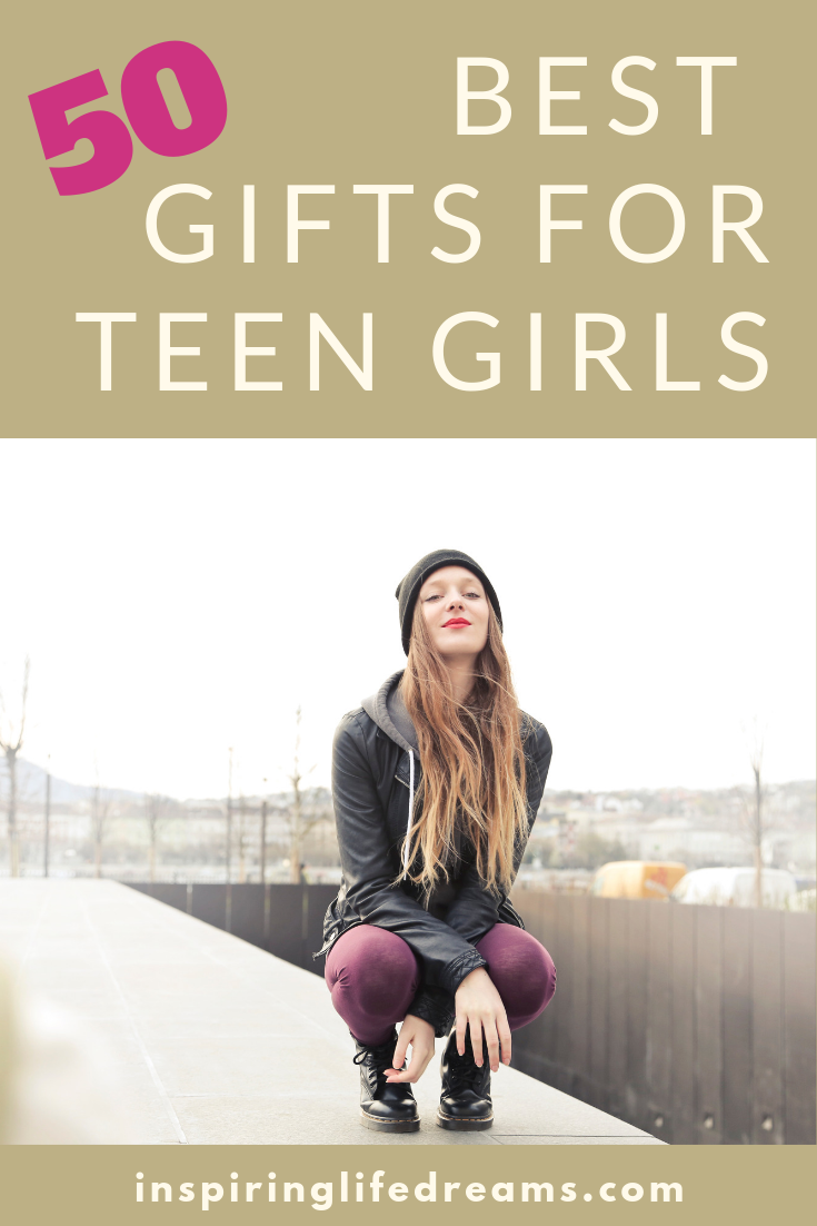 50 Best Gift Ideas For Teenage Girls (That They Will Love