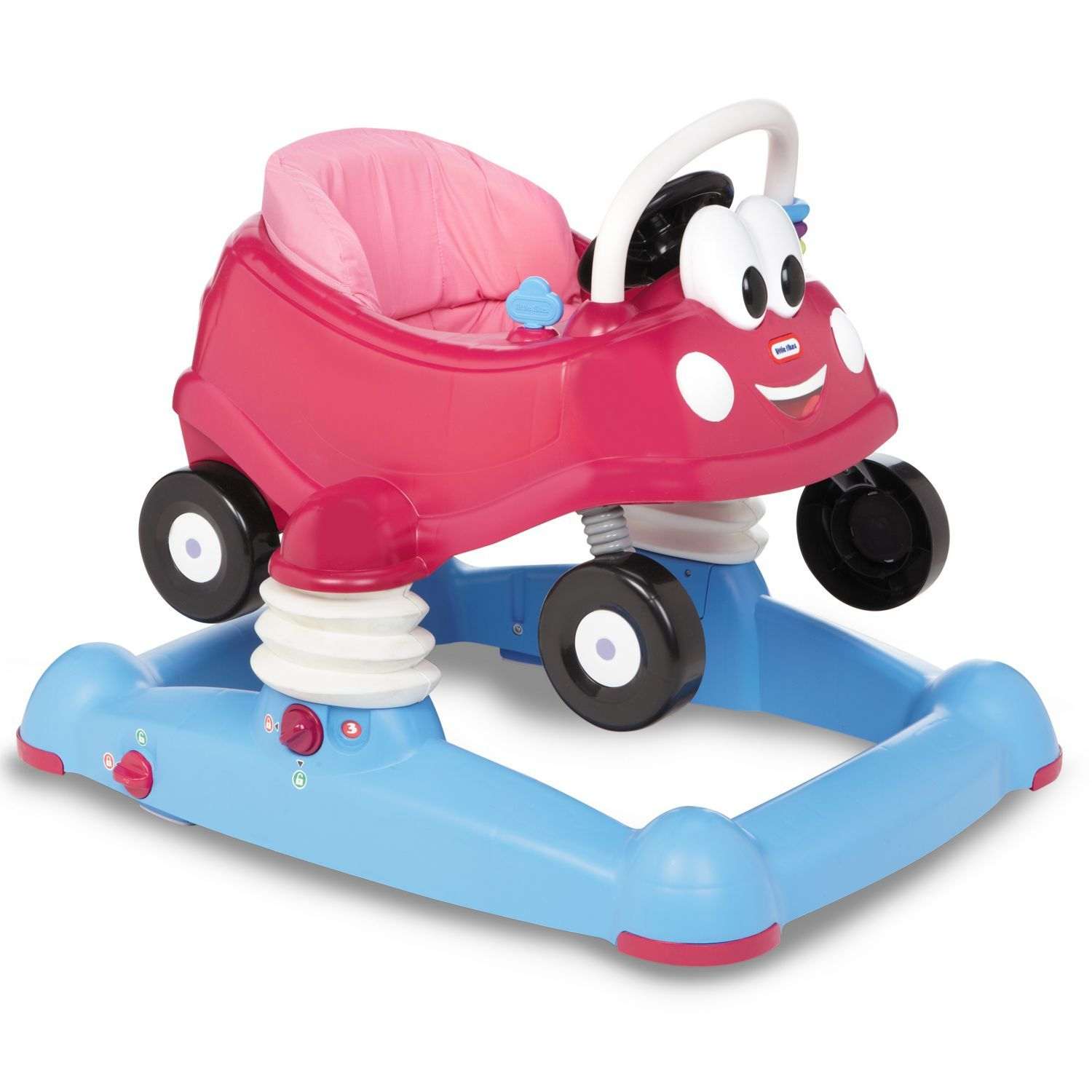 Princess Cozy Coupe 3in1 Mobile Entertainer by Little