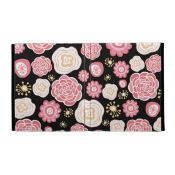 Gorgeous Girly, Contemporary, Modern and Stylish Pink Flowers floral ipad Case