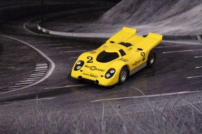 AURORA AFX Porsche 917k EQUIPE BINO Porsche, Ho slot
