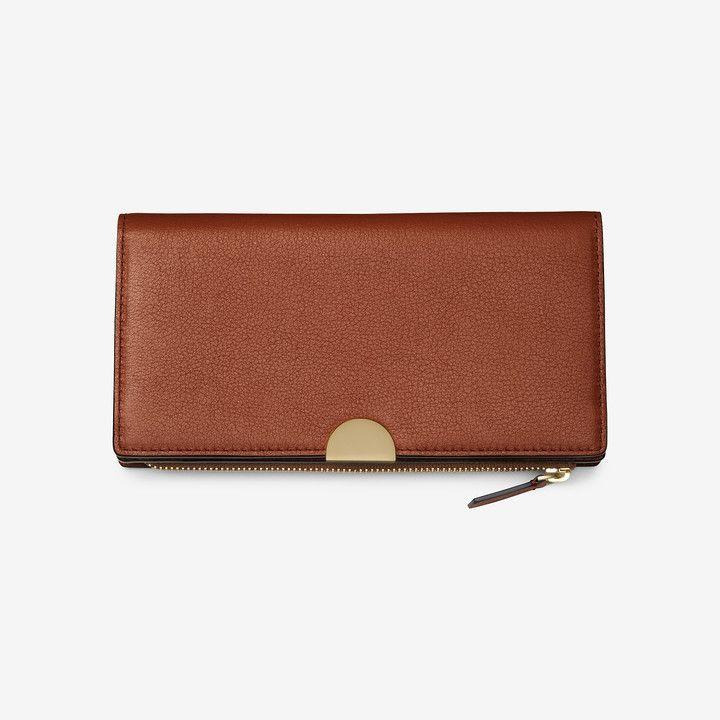 Continental Snap Wallet   $95