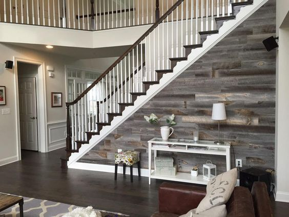 Our unfinished reclaimed weathered wood planks come with all the beautiful imperfections nature intended. Transformed over the years by wind, rain, snow and ice