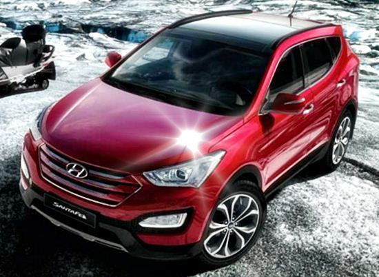 2017 Hyundai Santa Fe Sport Release Date Review With Images