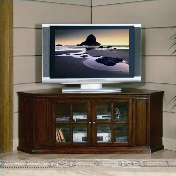 Corner Credenza For Flat Panel Tv Picture Of Tall Corner Tv Stands