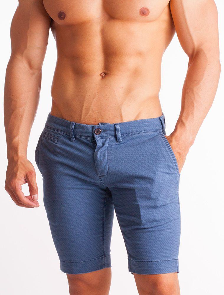 cc5bdb264803 Pantalón Corto Alcott Prince Azul #pantalon #verano #summer #short ...