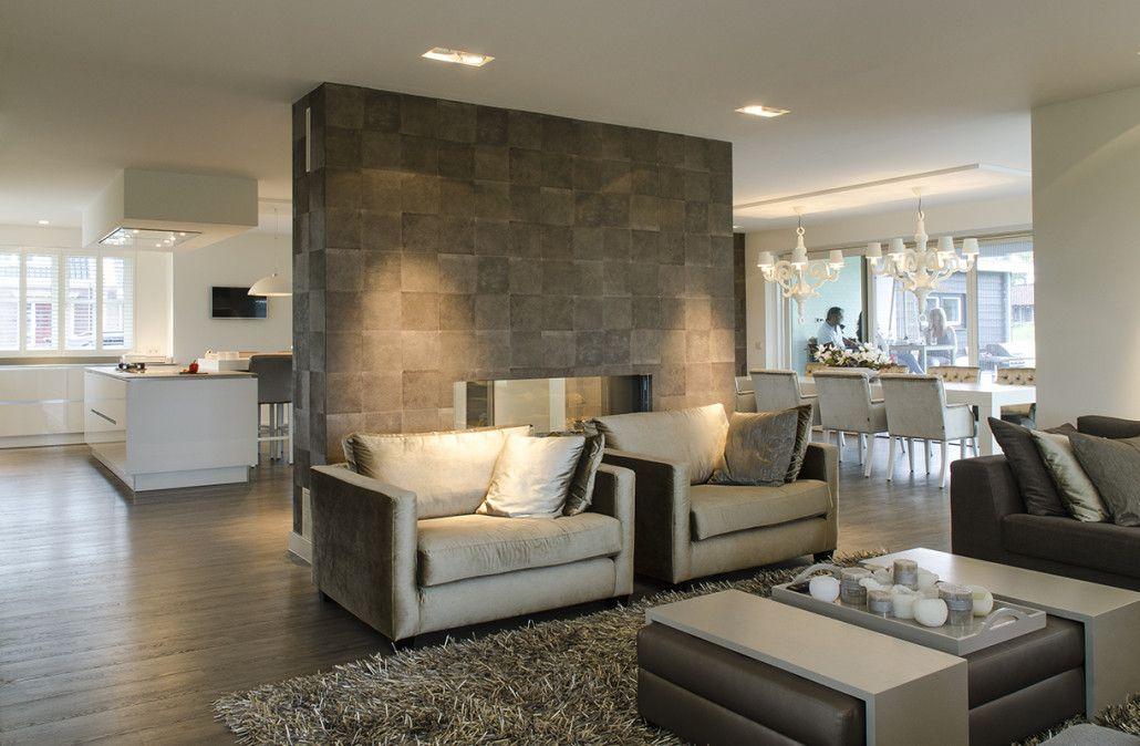 Strakke inrichting koopman personal design enschede for Huiskamer design
