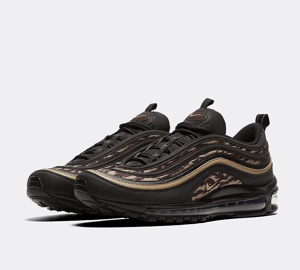Nike Air Max 97  Tiger Camo  Trainer  d059963931