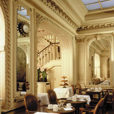 Angelina Tea Room - next to Musee de Luxembourg   Angelina ...