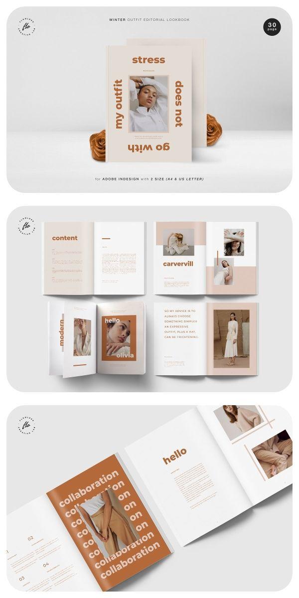 40+ Lookbooks & Portfolios for Adobe InDesign