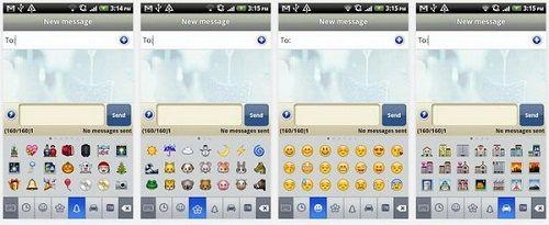 Mickey Emoticons Iphone