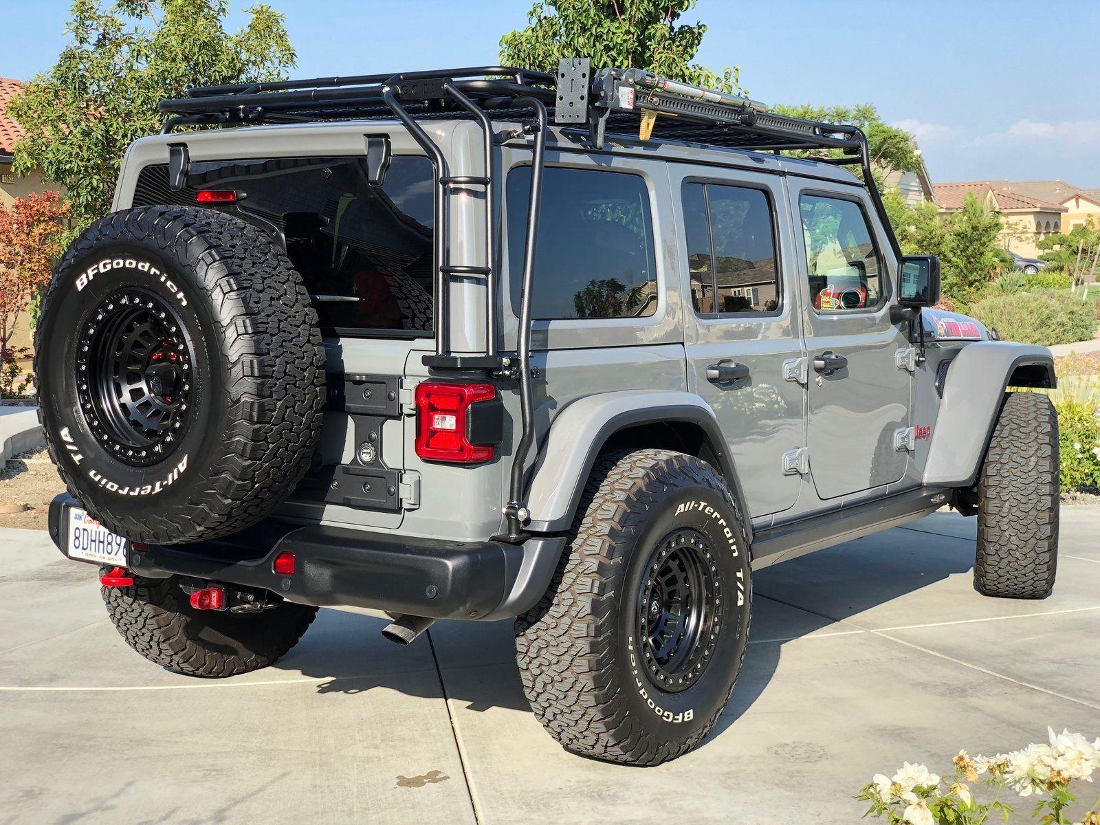 Gobi Stealth Rack Arrived And Installed Pics 2018 Jeep Wrangler Forums Jl Jlu Rubicon Sahara In 2020 Jeep Wrangler Camper Jeep Wrangler Forum Jeep Wrangler
