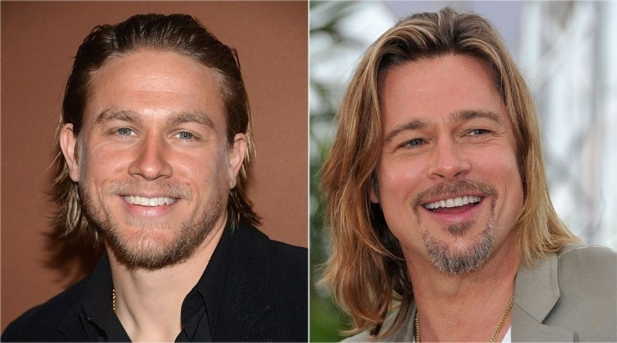 how to get hair like charlie hunnam