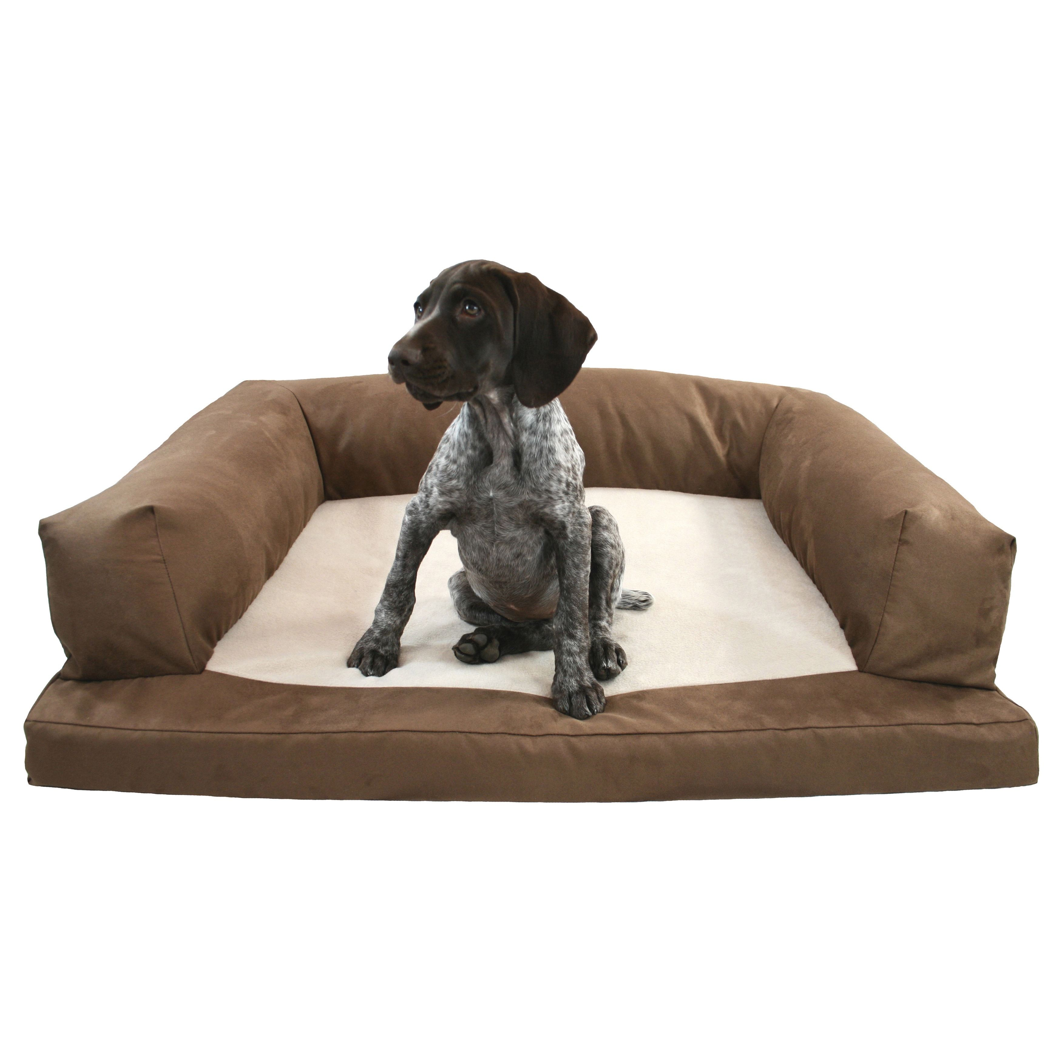 Hidden Valley Baxter Orthopedic Dog Bed and Couch (Small