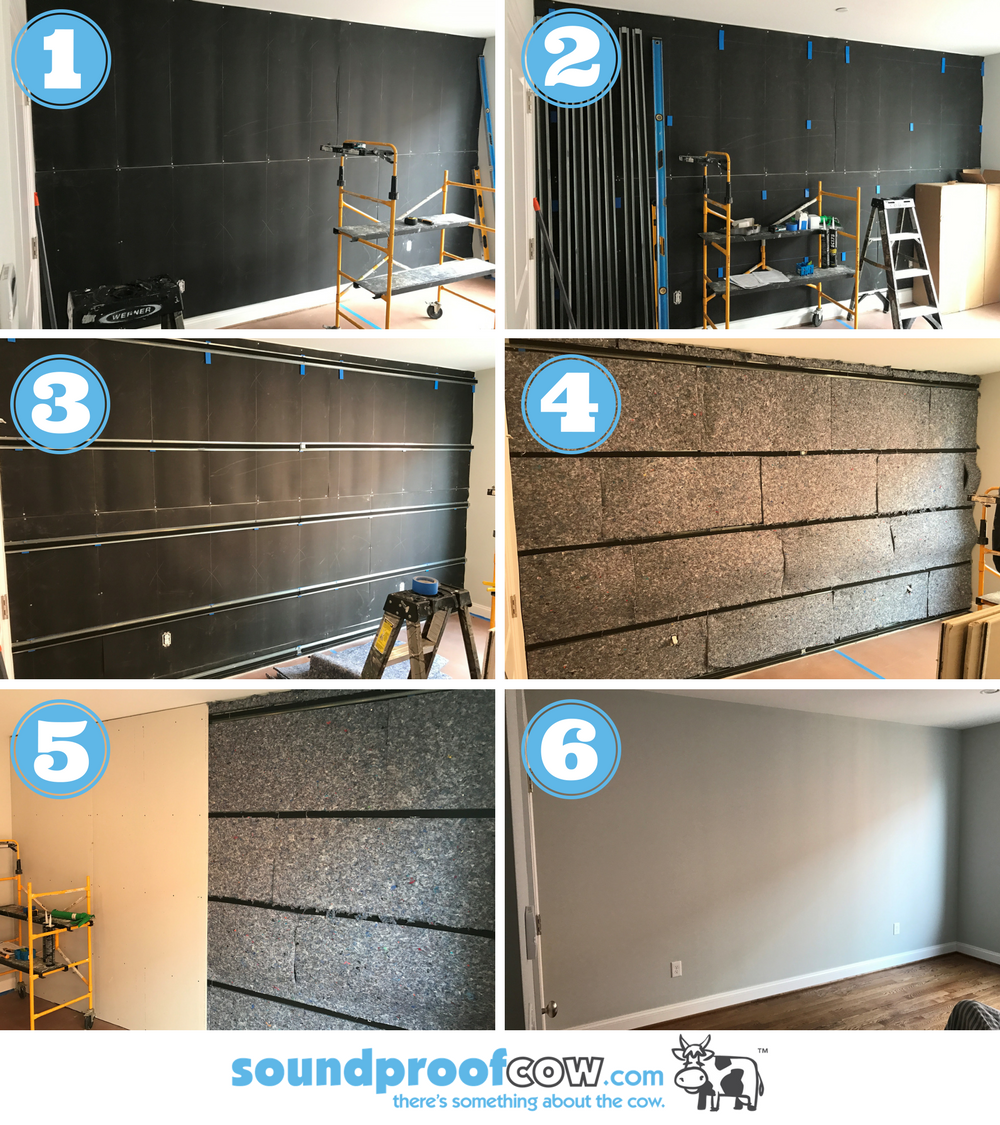 IsoTrax™ Sound Isolation System Just As There Is Likely More Than One  Source Of Sound That Irritates You, There Is More Than One Way Of Solving  The Problem.