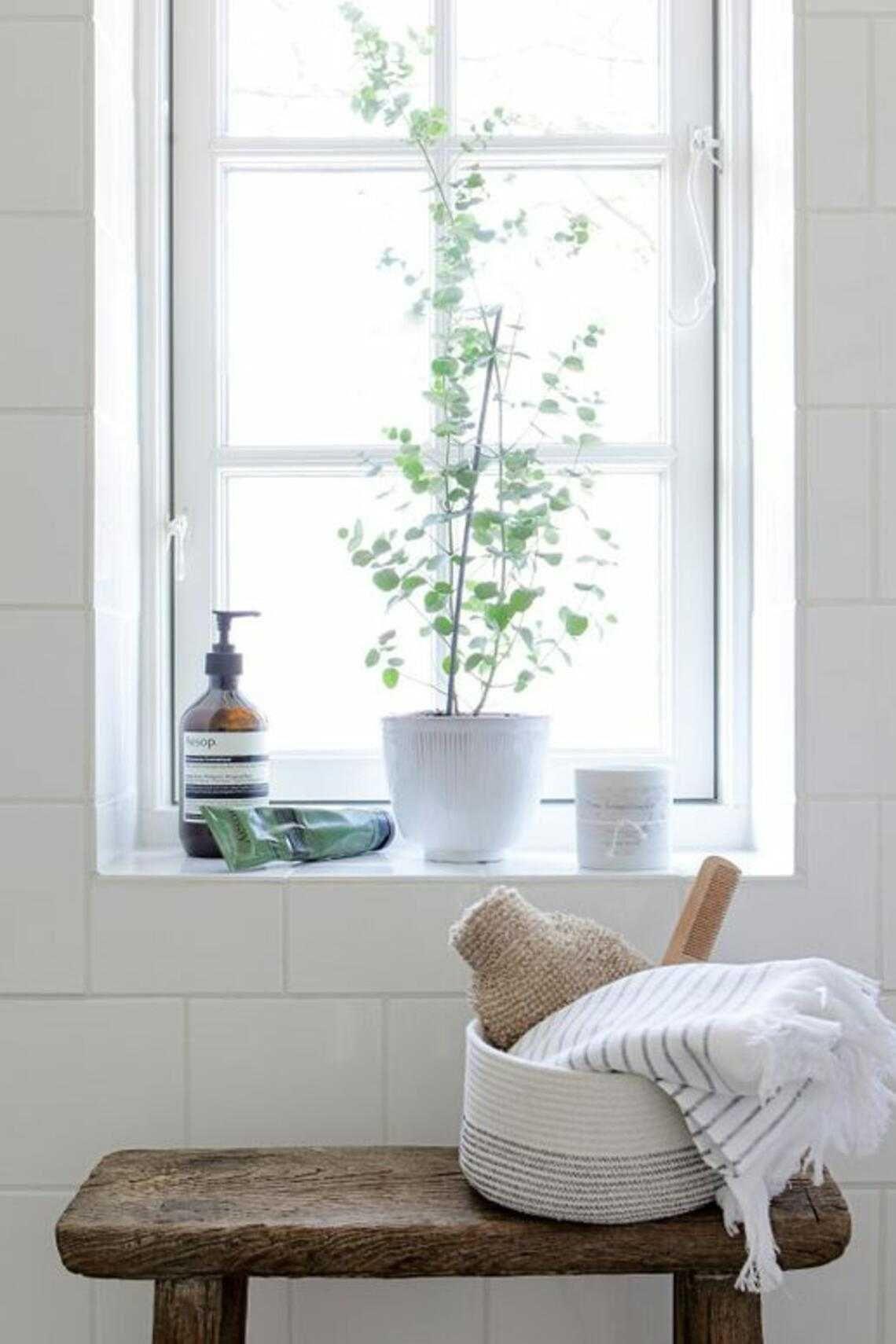 Zeig Mir Dein Fensterbrett Schweizer Illustrierte Badezimmer Fenster Ideen Kleines Bad Dekorieren Kuchen Fensterbank