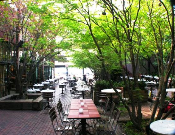 The Park Nyc My Favorite Spot Love The Garden And The