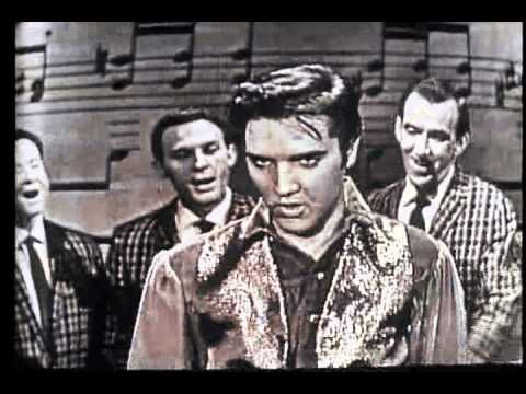 Don T Be Cruel Ed Sullivan Show January 6 1957 By This Time The Network Executives Had Passed A Rule Elvis Presley Videos Elvis Presley Music Elvis Sings