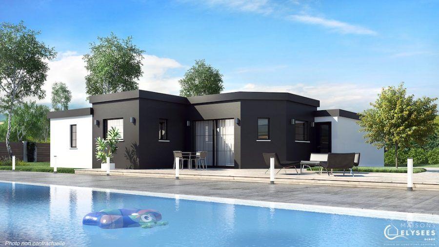 Maison moderne  15 modèles pour vous inspirer Maison Moderne  15 - Modeles De Maisons Modernes