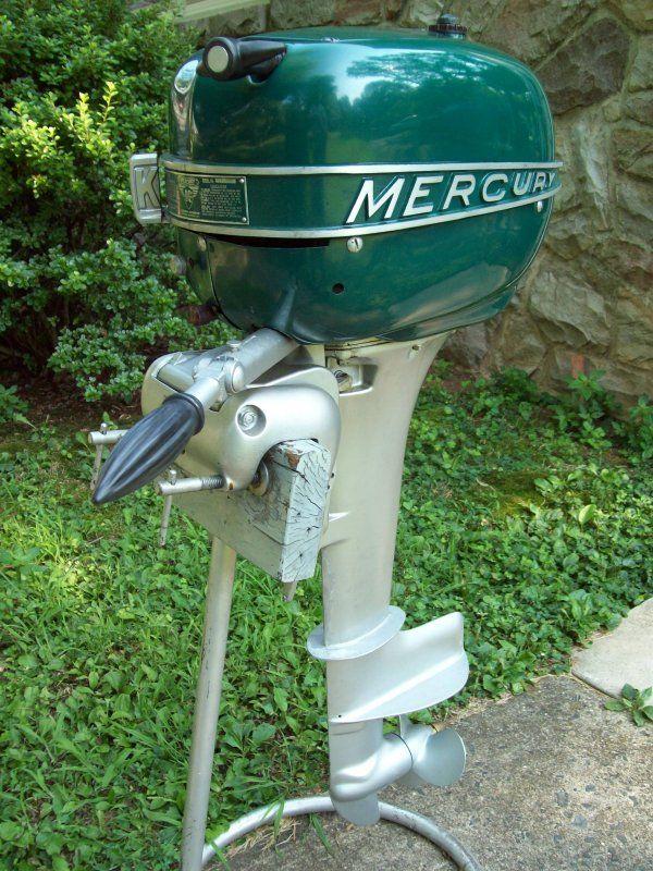 Mercguy Com Vintage Outboard Motors Virtual Museum