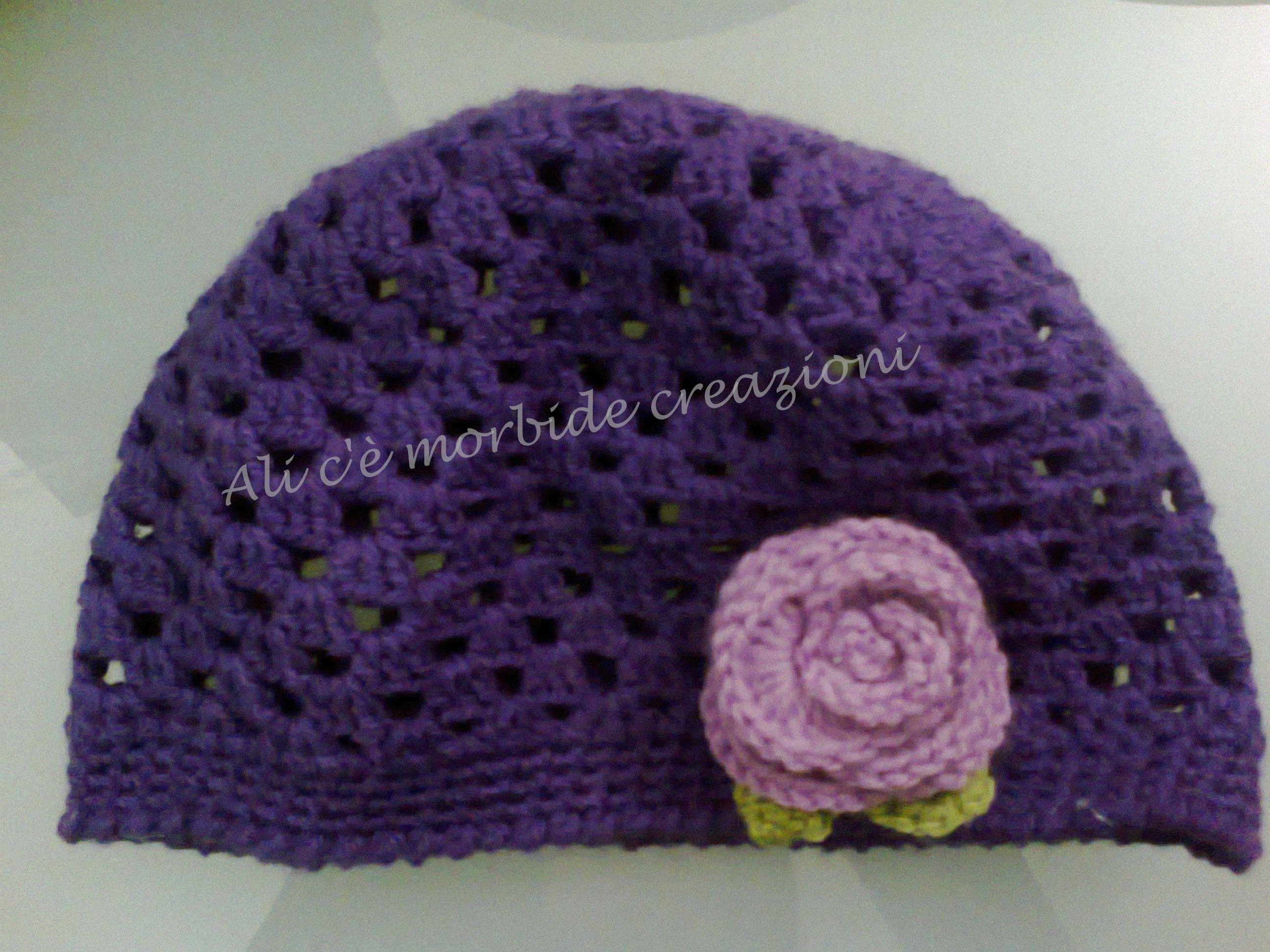 cappellino granny fatto da Alice Pizzolato   Creative Made in Italy ...