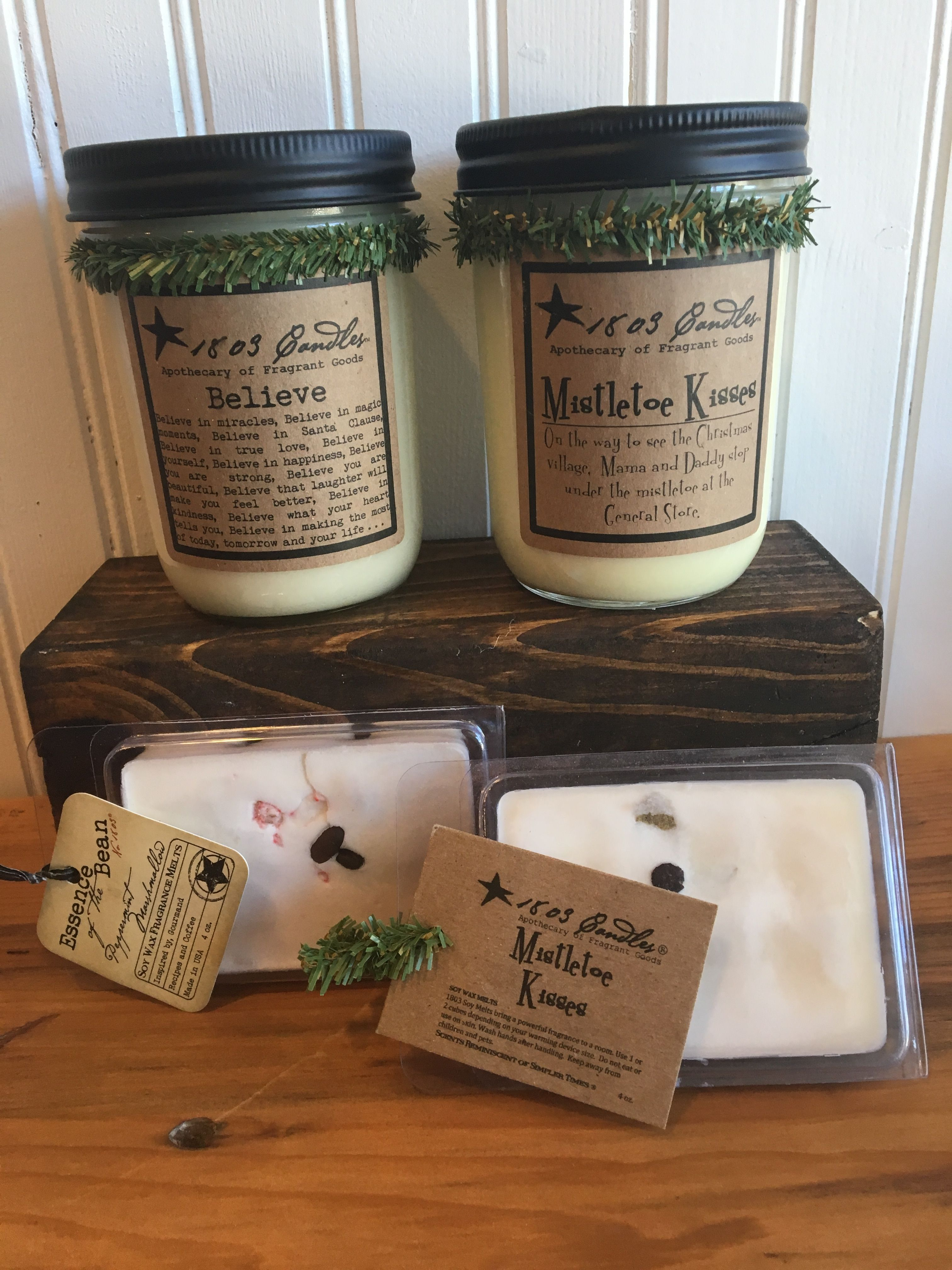 1803 Candles And Wax Melts Easy Gifts Under 50 Pinterest