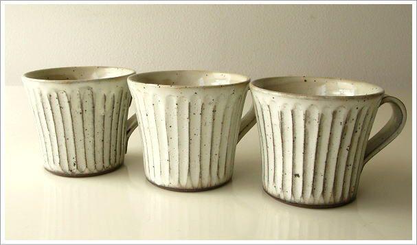 マグカップ おしゃれ 陶器 美濃焼 コーヒーカップ 湯のみ マグカップ 粉引きマグ Kyt4274 陶器 コーヒーカップ おしゃれ コーヒーカップ