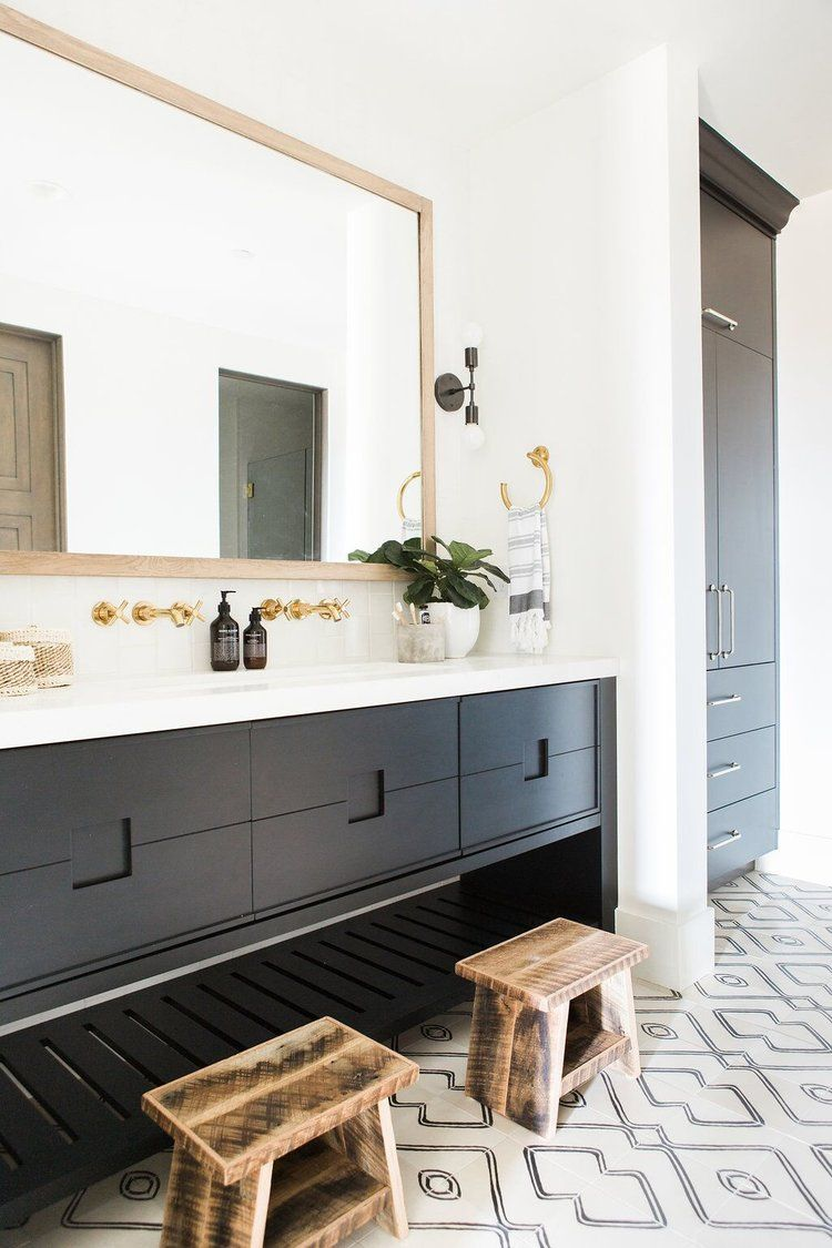 Guest-Ready Styling Ideas for Your Bathroom Counter | White ...