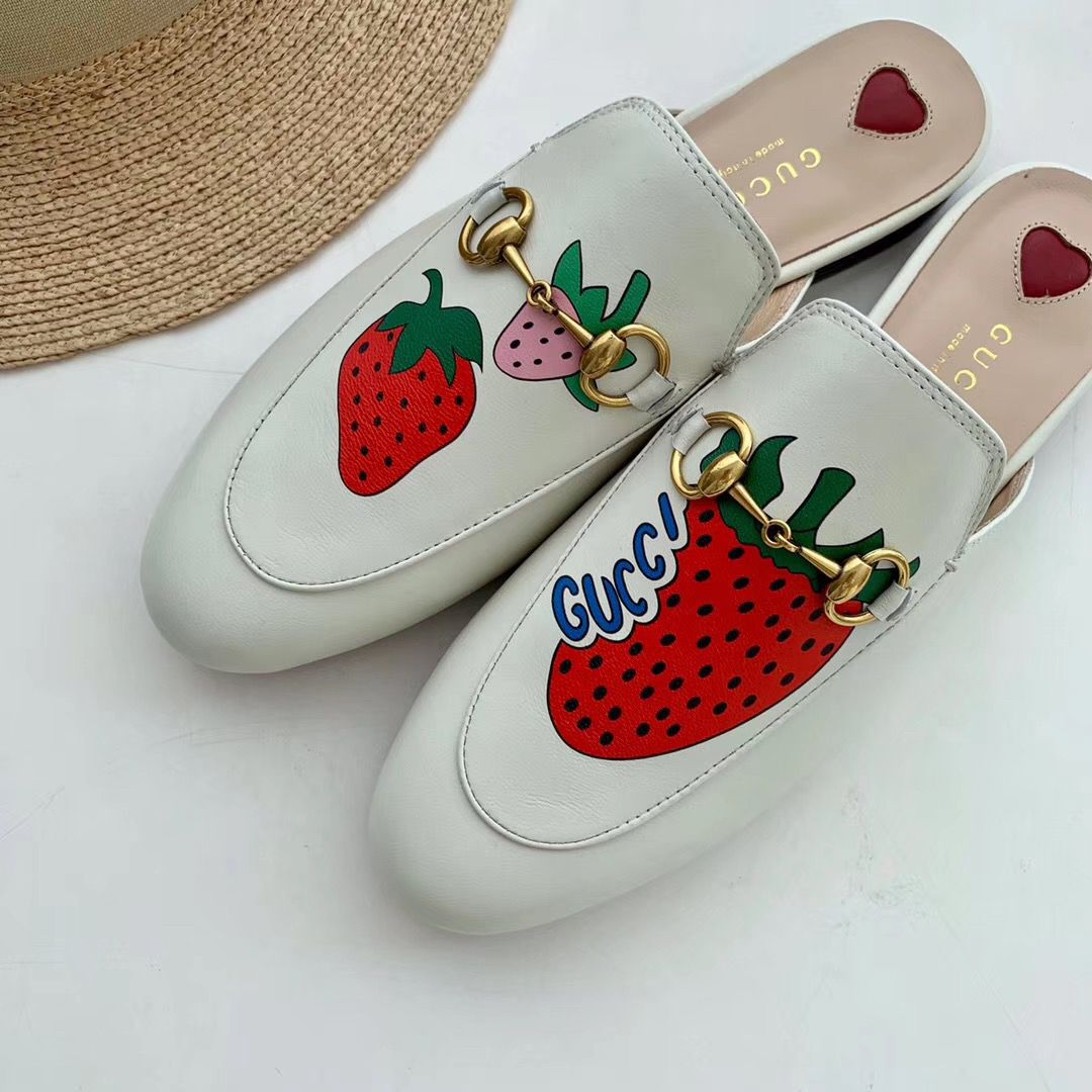Gucci woman princetown mules loafers