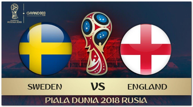 Pasaran Puran Inggris vs Swedia Piala Dunia 2018 | Swedia