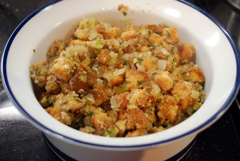 Homemade Stove Top Stuffing Recipe Food Homemade Stuffing