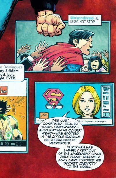 identidade secreta superman revelada
