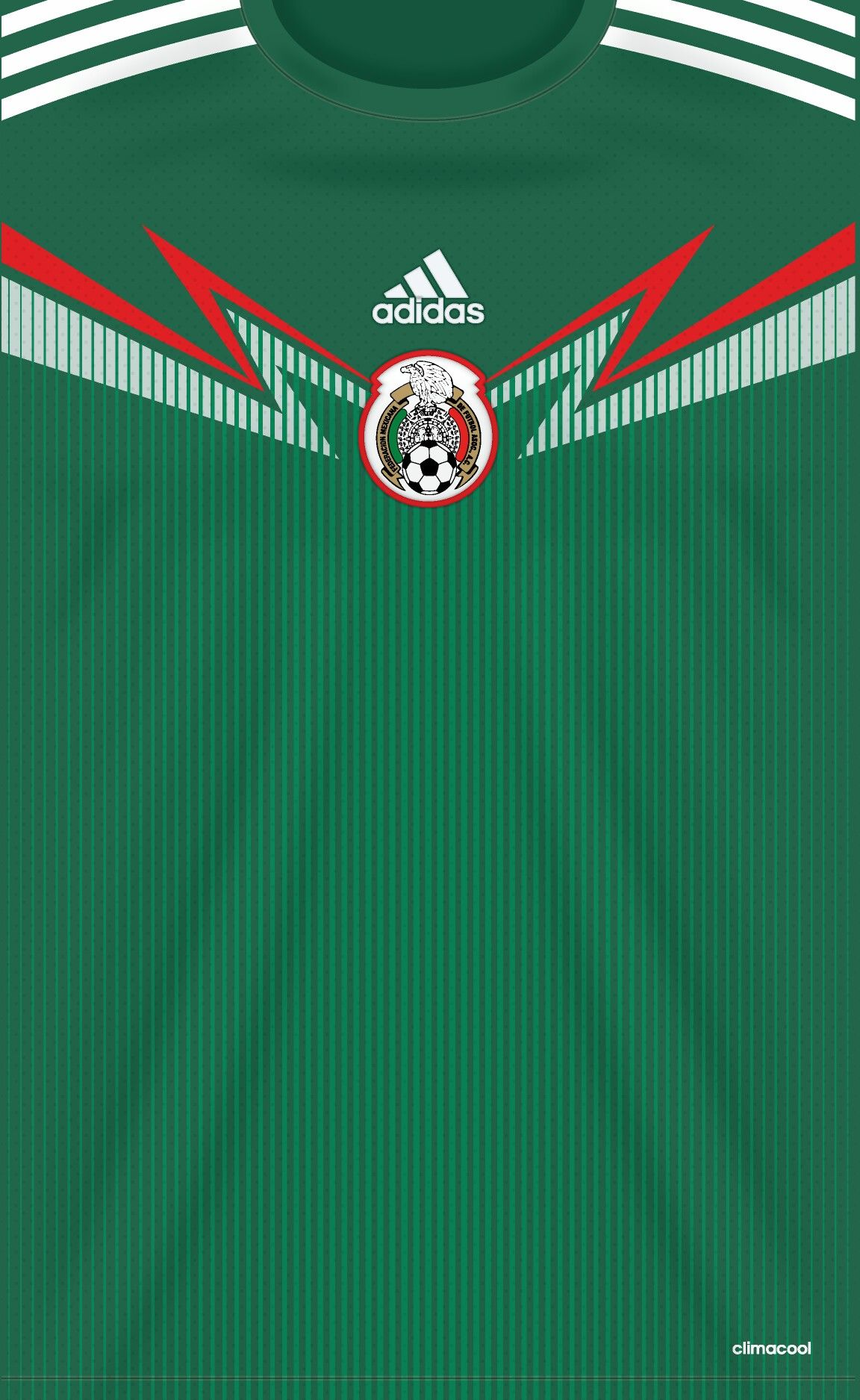 Mexico 14-15 (world cup) kit home  2ee70d5f964de