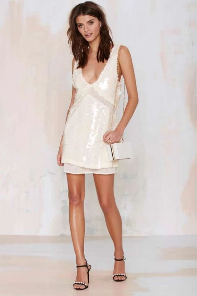 c2be682fc810 Nasty Gal Love Hangover Sequin Dress   Shop Clothes at Nasty Gal   Pinterest