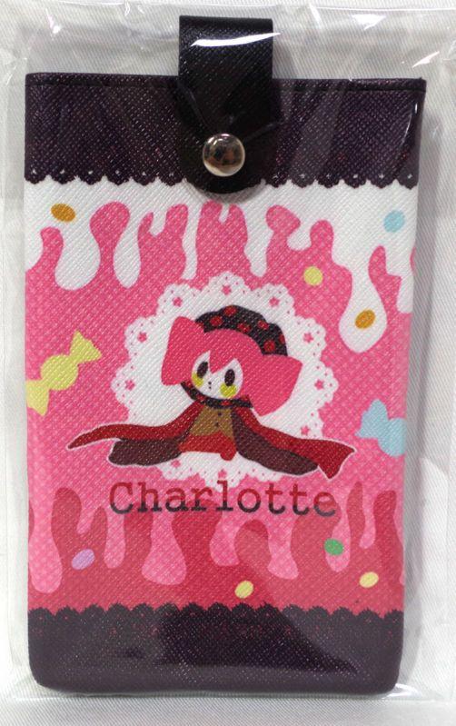 Used Mahou Shoujo Madoka Magica Charlotte Mobile Pouch Prize | eBay