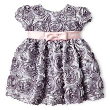 684346fd7 Vestido Nuevo · Ropa Para Mujeres · Marmellata Rosette Dress - Girls 3m-24m  found at  JCPenney Rosetones
