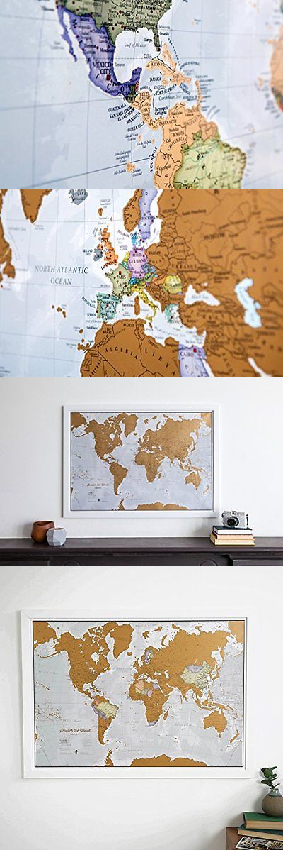 Other travel maps 164807 new scratch world map scratch off places other travel maps 164807 new scratch world map scratch off places you travel free gumiabroncs Image collections