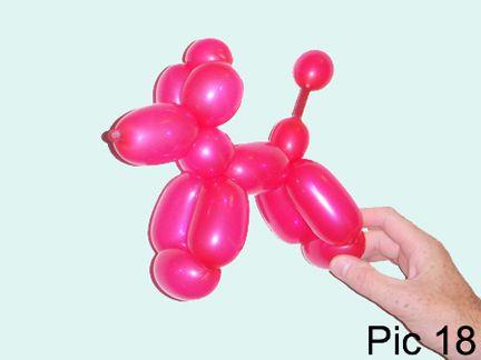 Balloon-O-Therapy Twisting Balloons with FewDoIt: Balloon Dog   How To Make Balloon Animals