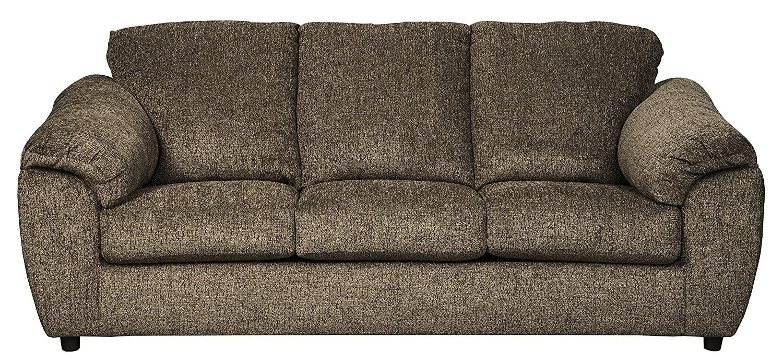 Ashley Furniture Signature Design Azaline Contemporary Sofa Sleeper Full Size Mattress U In 2020 Upholstered Sofa Sleeper Sofa Couch Ashley Furniture Living Room