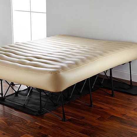 ez bed queen Concierge Collection Inflatable EZ Bed   King | Bedrooms and House ez bed queen