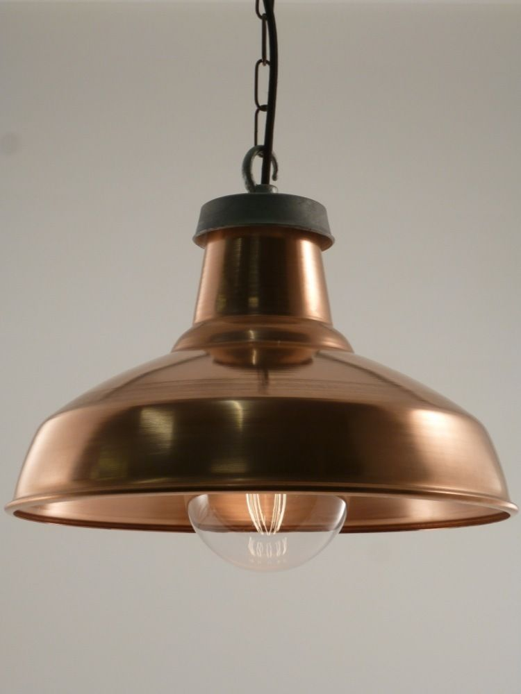 Image Of Copper Vintage Industrial Light Shade Large Industrial Lamp Shade Large Lamp Shade Copper Lighting