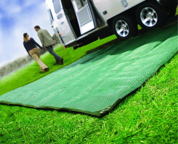 Camco 42880 Reversible Awning Leisure Mat 6 X 9 Green Amazon Automotive Outdoor Outdoor Picnics Camco