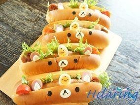リラックマドック☆ランチーーーー♪♪|レシピブログ