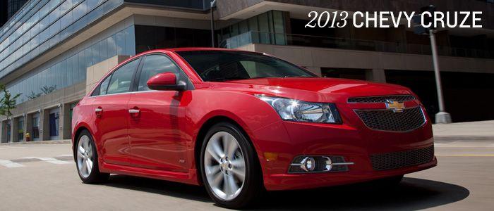 2013 Chevy Cruze Chevrolet Cruze Chevy Dealerships
