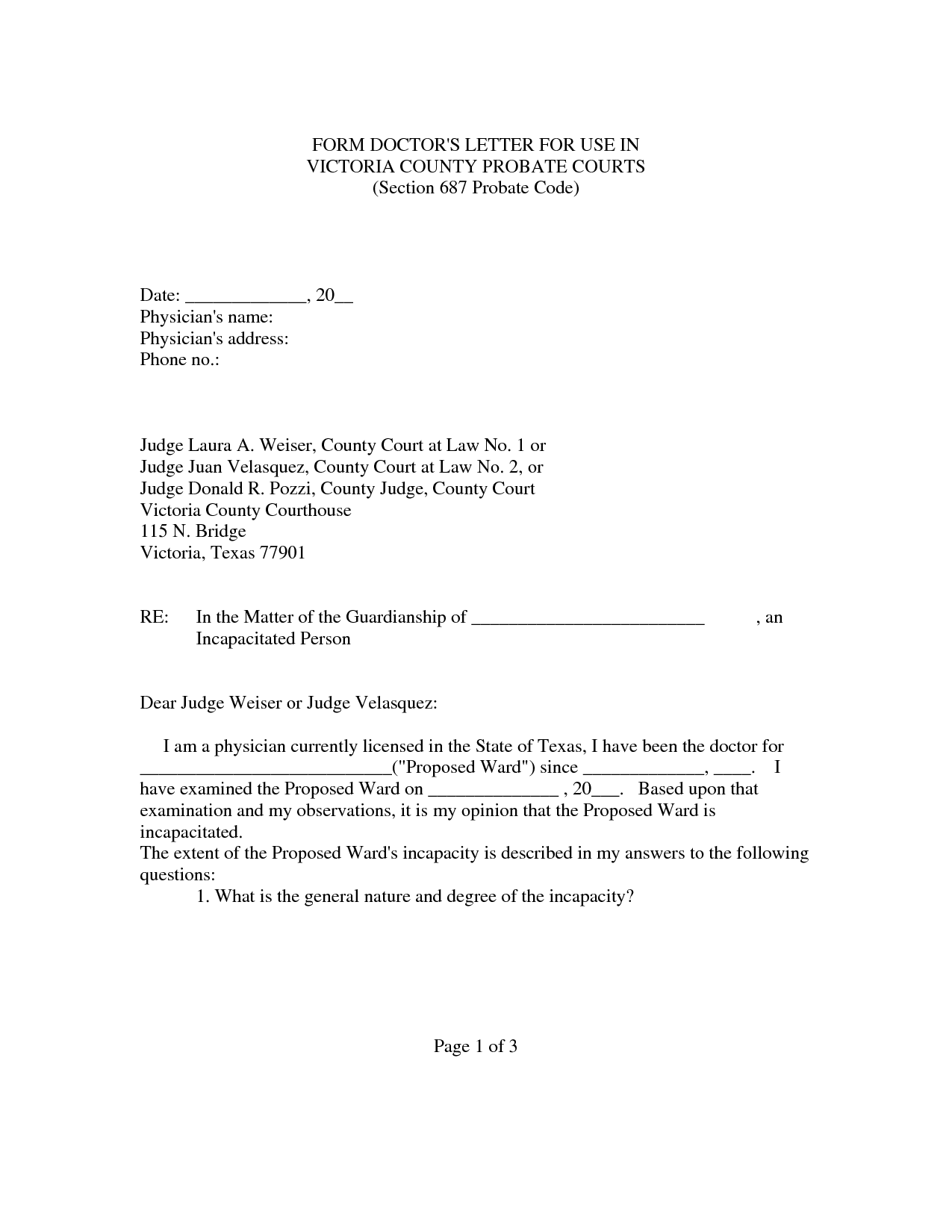 School Excuse Doctor Note Template Appointment Letter